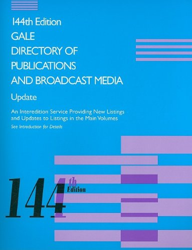 Gale Directory of Publications and Broadcast Media: Louise Gagne