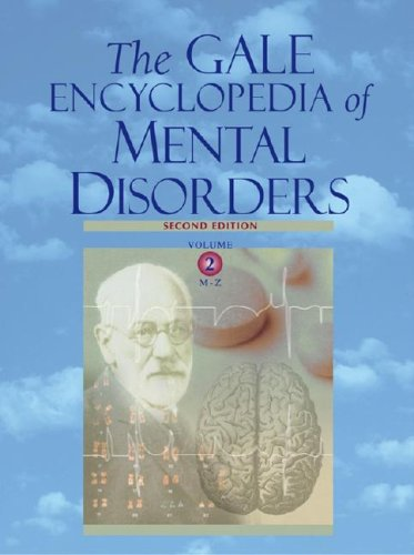 9781414429878: The Gale Encyclopedia of Mental Health
