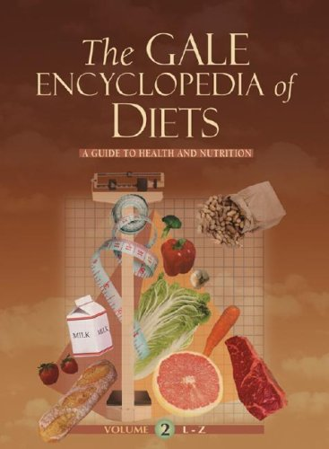 9781414429915: The Gale Encyclopedia of Diets: A Guide to Health and Nutrition, Two Volume Set