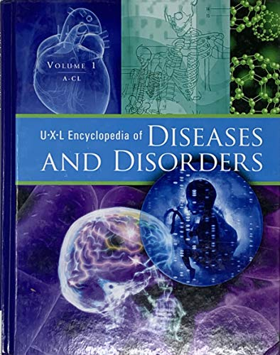 9781414430669: UXL Encyclopedia of Diseases and Disorders
