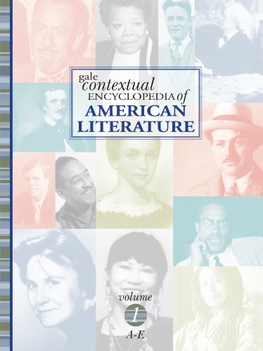 9781414431307: Gale Contextual Encyclopedia of American Literature