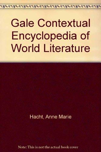 9781414431383: Gale Contextual Encyclopedia of World Literature