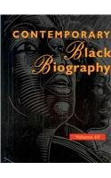 9781414432762: Contemporary Black Biography: Profiles from the International Black Community