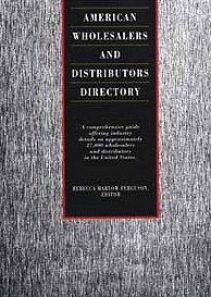 9781414434216: American Wholesalers and Distributors Directory