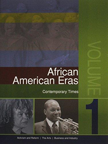 African American Eras Set (Hardback)