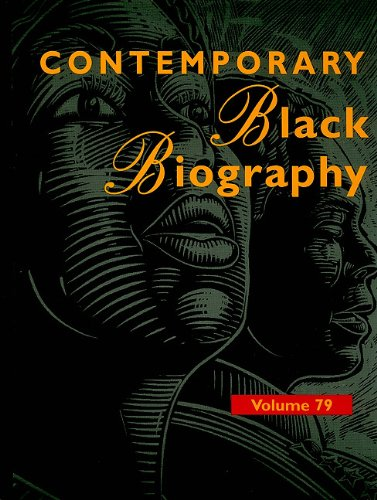 9781414439723: Contemporary Black Biography: Profiles from the International Black Community