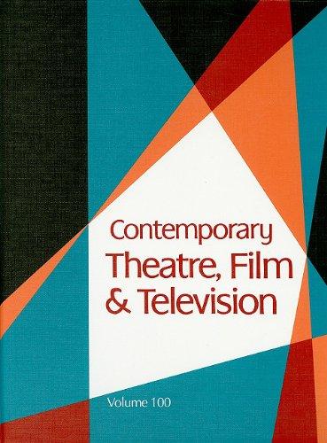 Contemporary Theatre, Film and Television (Hardback)