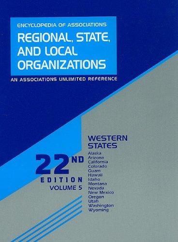 Western States: Alaska, Arizona, California, Colorado, Guam, Hawaii, Idaho, Montana, Nevada, New ...