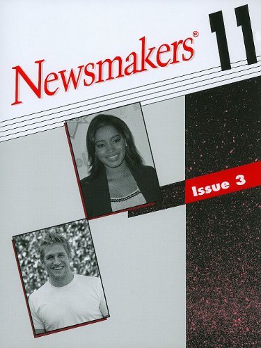 9781414441672: Newsmakers: The People Behind Today's Headlines (Newsmakers (Gale Cengage))
