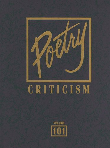 Poetry Criticism: Lee, Michelle