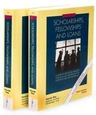 9781414441948: Scholarships, Fellowships & Loans, 27th Edition