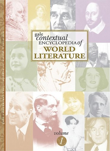 9781414448701: Gale Contextual Encyclopedia of World Literature: v. 1