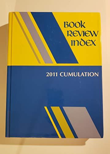 9781414458144: Book Review Index: Cumulative Index (Book Review Index Cumulation)