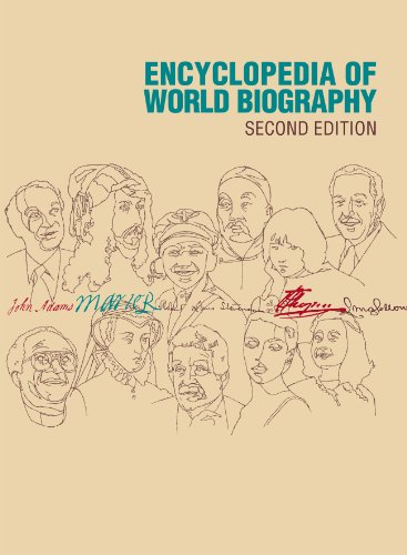 Encyclopedia of World Biography (Encyclopedia of World Biography Supplement)