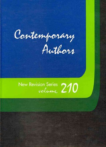 Contemporary Authors New Revision Series: A Bio-Bibliographical Guide to Current Writers in Fiction...