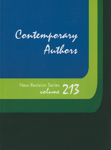 Contemporary Authors: A Bio-Bibliographical Guide to Current Writers in Fiction, General ...