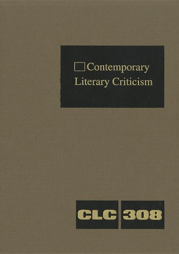 Contemporary Literary Criticism: Excerpts from Criticism of the Works of Today's Novelists, ...
