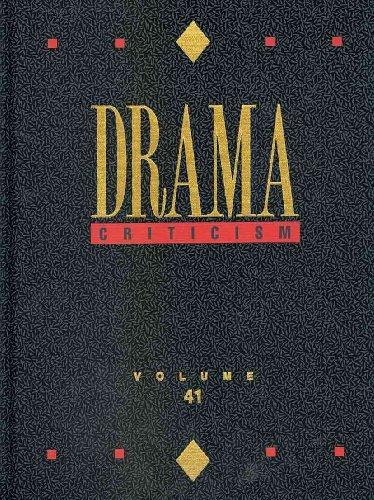 Drama Criticism (Hardback)
