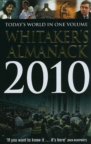 Whitaker's Almanack: Not Available (Na)