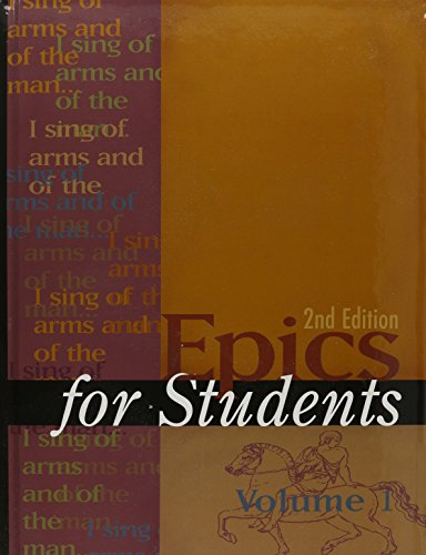 9781414476216: Epics for Students