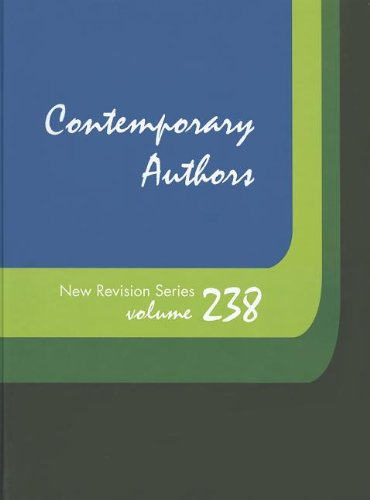Contemporary Authors, Volume 238: A Bio-Bibliographical Guide to Current Writers in Fiction, ...