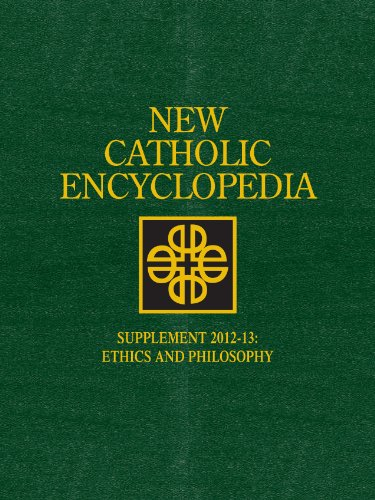 9781414480855: New Catholic Encyclopedia, Supplement 2012-13: Ethics and Philosophy (4 Volume Set)