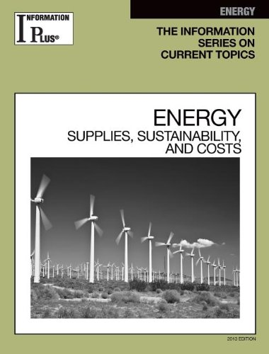 Energy (Information Plus Reference Series)