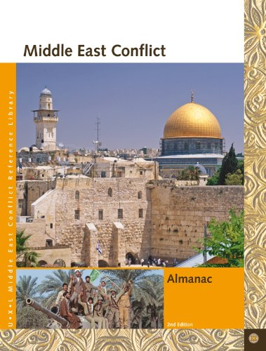 Middle East Conflict Reference Library (Hardback): Gale