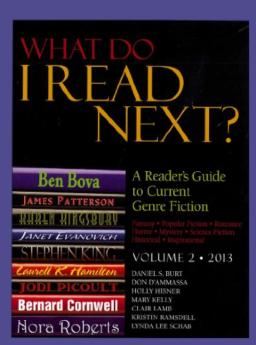 What Do I Read Next?: Burt, Daniel S.,