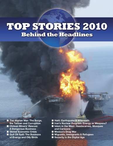 9781414488905: Top Stories 2010: Behind The Headlines (Global Events)