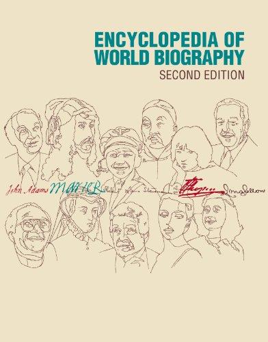 9781414489445: Encyclopedia of World Biography
