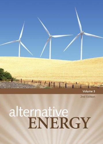 Alternative Energy: 3 Volume set (U-X-L Encyclopedia: Lerner, K. Lee