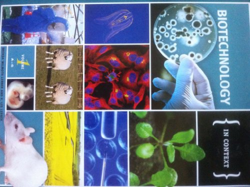 9781414490830: Biotechnology (In Context)