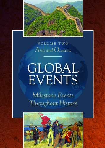 9781414491271: Global Events: Milestone Events Throughout History: 6 Volume Set