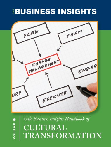 9781414499291: Gale Business Insights Handbooks of Cultural Transformation