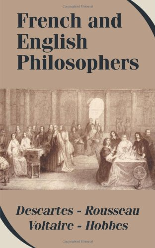 9781414700052: French and English Philosophers