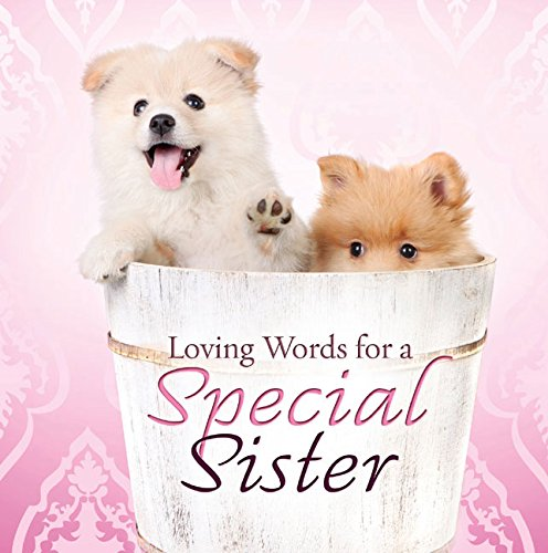 9781415313251: Loving Words for a Special Sister