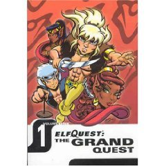 9781415527856: ElfQuest: THE Grand Quest VOLUME ONE (ElfQuest: The GRAND Quest, 1)