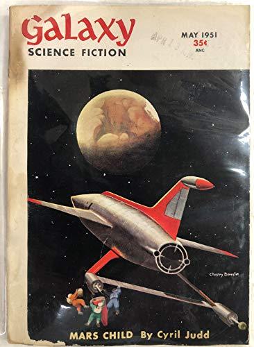 9781415551059: Galaxy Science Fiction, May 1951