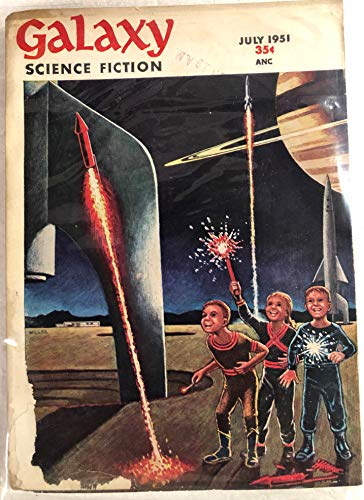 Galaxy Science Fiction (July 1951) (Volume 2, No. 4): Judith Merril