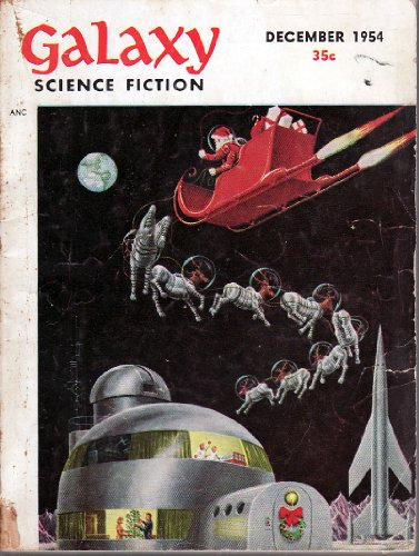 Galaxy Science Fiction, December 1954 (Volume 9, No. 3) (1415554129) by Evelyn E. Smith