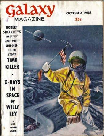 9781415558102: Galaxy Magazine, Vol. 16, No. 6 (October, 1958)