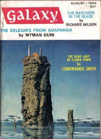 9781415564080: Galaxy, Vol. 22, No. 6 (August, 1964)