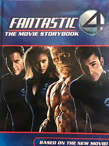 9781415603895: Fantastic 4: The Movie Storybook