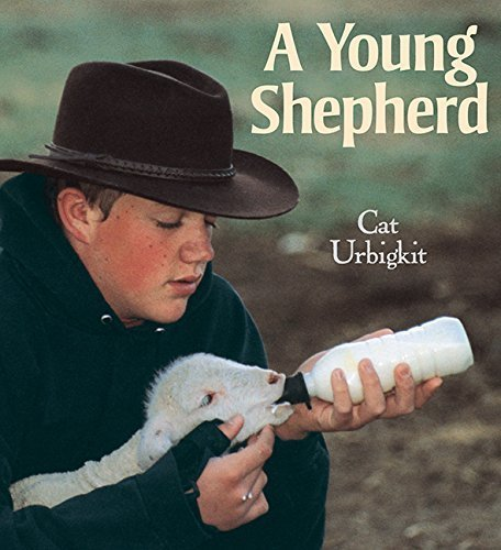 A Young Shepherd: Urbigkit, Cat