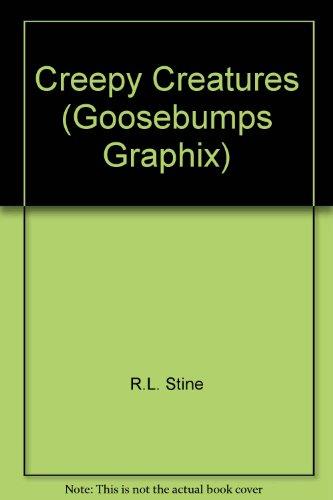 9781415690352: Creepy Creatures (Goosebumps Graphix)