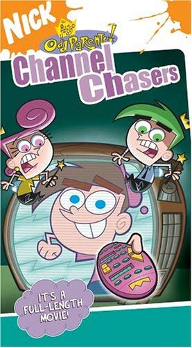 9781415700372: Fairly Oddparents: Channel Chasers [VHS]