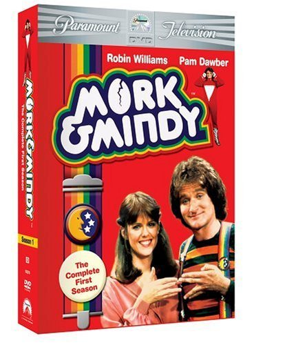 9781415700808: Mork & Mindy - The Complete First Season