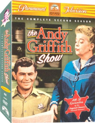The Andy Griffith Show: The Complete Second Season