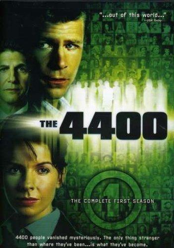 9781415707470: 4400: Complete Season [Reino Unido] [DVD]